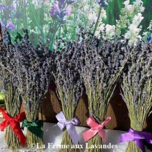 Bouquets de Fleurs de Lavande