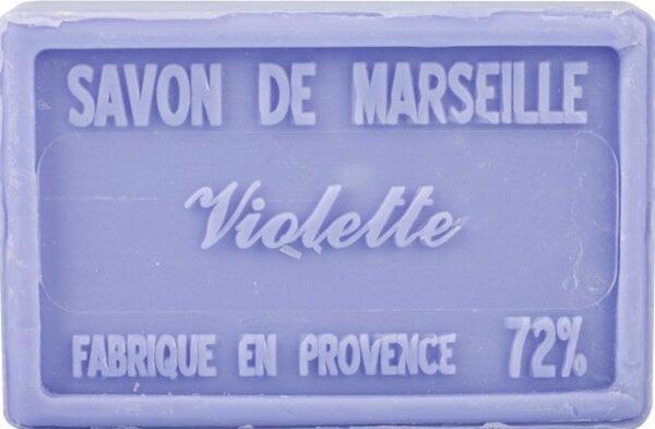 Savon Marseille Violette